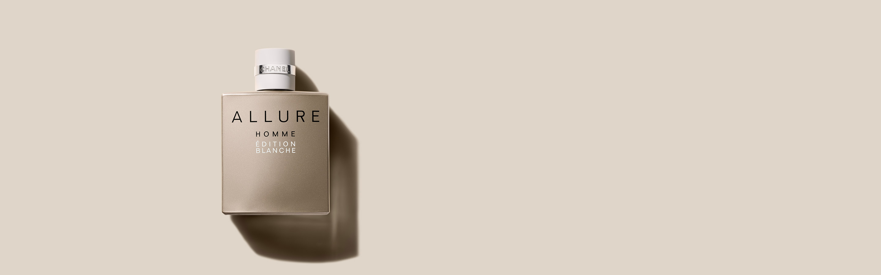 Allure Homme Édition Blanche - 香水 | CHANEL