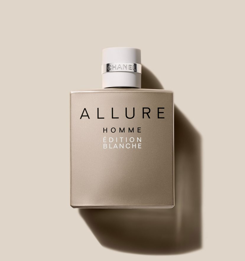 Allure Homme Édition Blanche - 香水   CHANEL